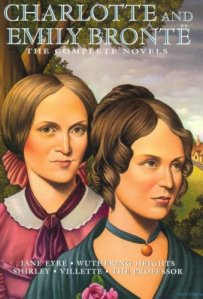 Emily and Charlotte Bronte