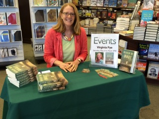 Virginia Pye bookstore