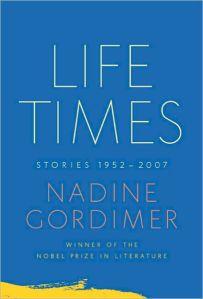 life times - nadine gordimer
