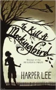 To Kill a Mockingbird cover art