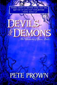 Pete Prown -- Devils & Demons cover art