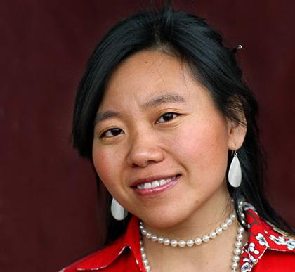 Guest author Yang Linda Huang on Xiaolu Guo's I AM CHINA ...