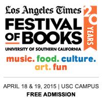 LA Times Festival of Books 2015