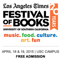 LA Times Festival of Books 2015