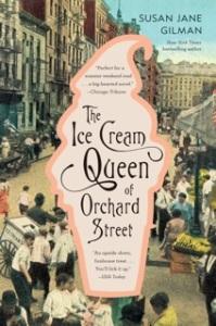 Ice Cream Queen paperback